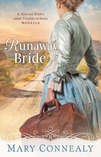 Runaway Bride (With This Ring? Collection) - A Kincaid Brides and Trouble in Texas Novella - cover