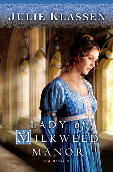 Lady of Milkweed Manor - cover