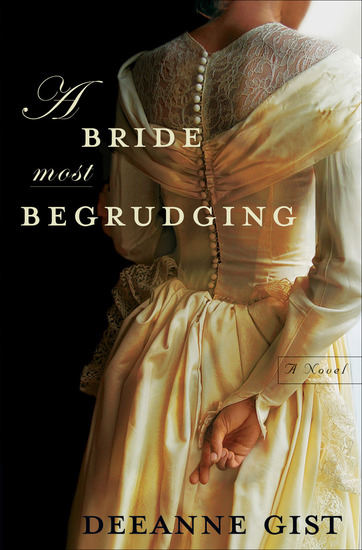 A Bride Most Begrudging - cover