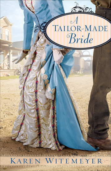 A Tailor-Made Bride - cover