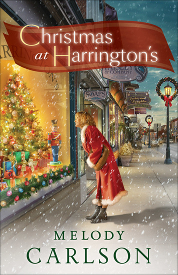 Christmas at Harrington's - cover