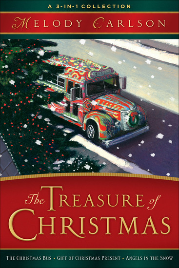 The Treasure of Christmas - A 3-in-1 Collection - cover