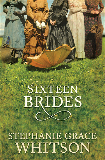 Sixteen Brides - cover