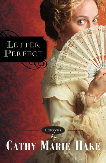 Letter Perfect (California Historical Series Book #1) - cover