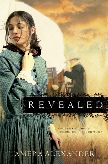 Revealed (Fountain Creek Chronicles Book #2) - cover