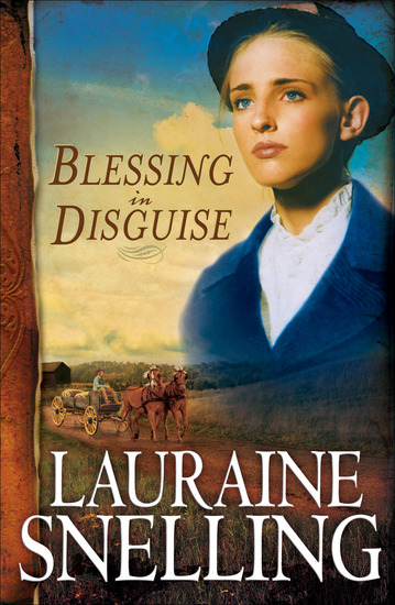 Blessing in Disguise (Red River of the North Book #6) - cover