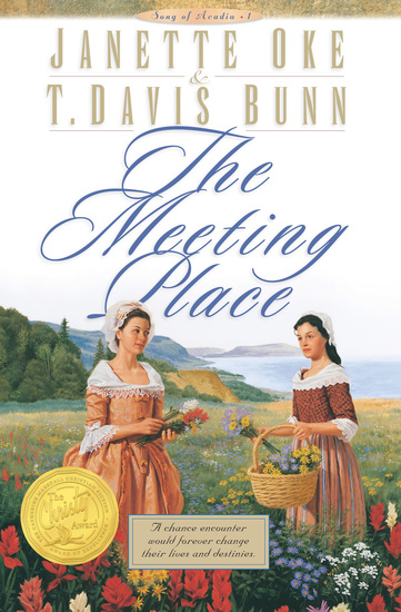 The Meeting Place (Song of Acadia Book #1) - cover