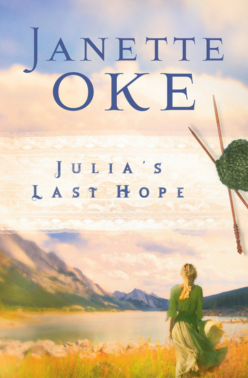 Julia's Last Hope (Women of the West Book #2) - cover