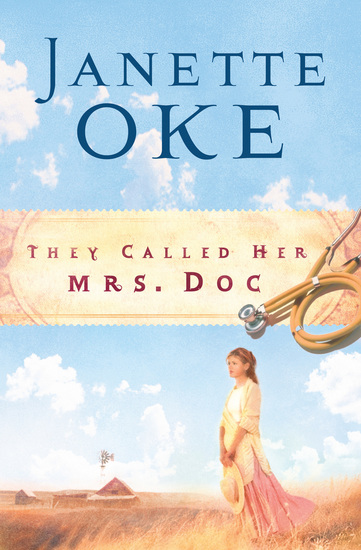 They Called Her Mrs Doc (Women of the West Book #5) - cover