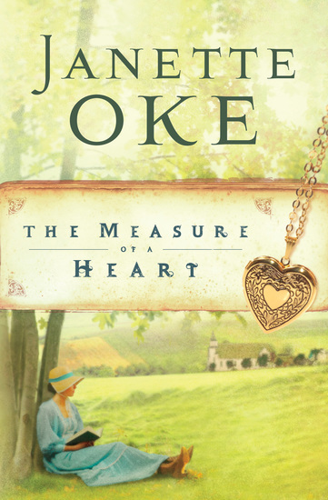 The Measure of a Heart (Women of the West Book #6) - cover