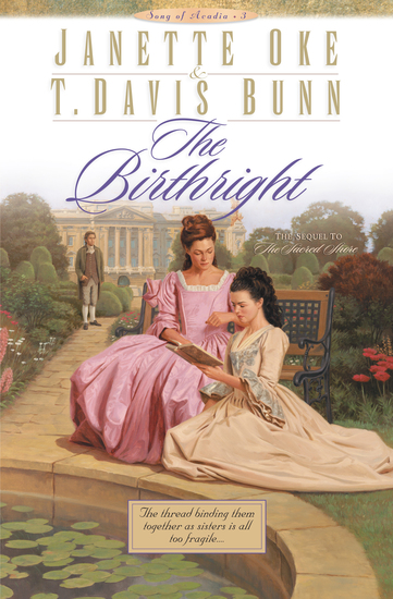 The Birthright (Song of Acadia Book #3) - cover