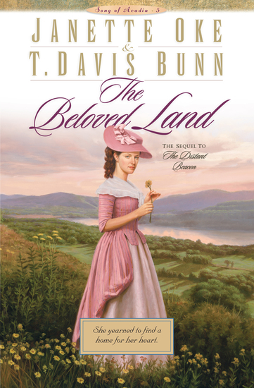 The Beloved Land (Song of Acadia Book #5) - cover