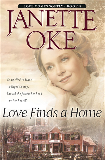 Love Finds a Home (Love Comes Softly Book #8) - cover