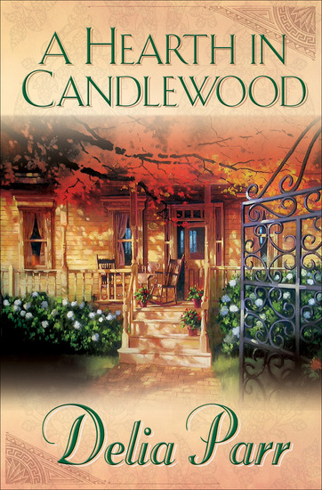 A Hearth in Candlewood (Candlewood Trilogy Book #1) - cover