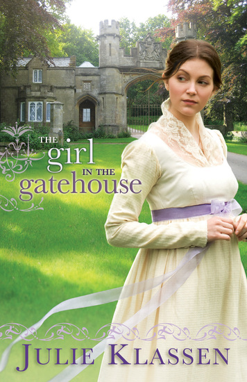 The Girl in the Gatehouse - cover