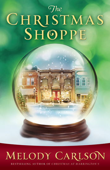 The Christmas Shoppe - cover
