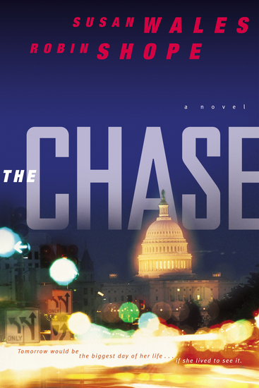 The Chase (Jill Lewis Mysteries Book #1) - A Novel - cover