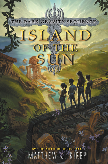Island of the Sun - cover