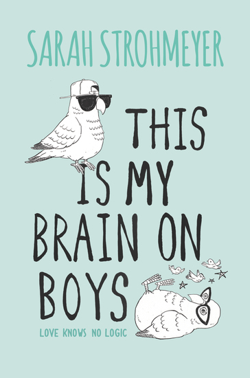This Is My Brain on Boys - cover