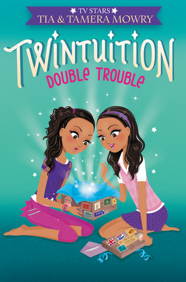 Twintuition: Double Trouble - cover