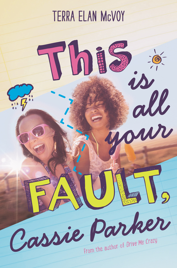 This Is All Your Fault Cassie Parker - cover