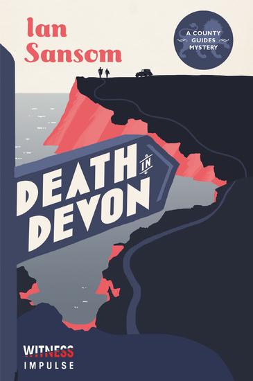 Death in Devon - A County Guides Mystery - cover
