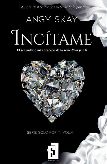 Incítame - cover
