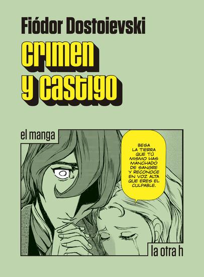 Crimen y castigo - el manga - cover