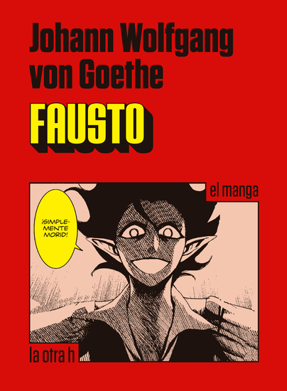 Fausto - el manga - cover