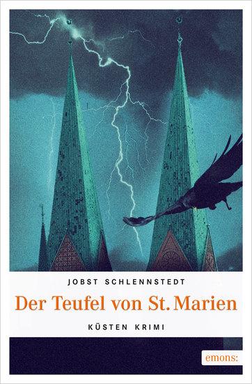Der Teufel von St Marien - cover