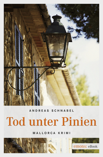 Tod unter Pinien - cover