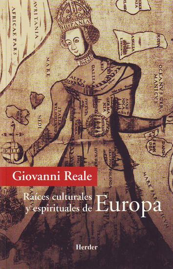 Raíces espirituales y culturales de Europa - cover