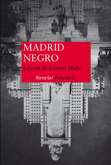 Madrid Negro - cover