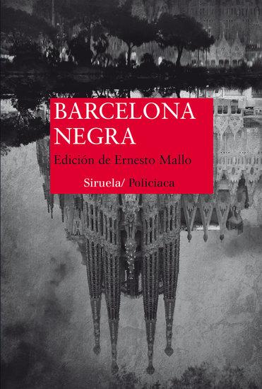 Barcelona Negra - cover