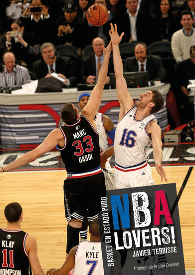 NBA Lovers - cover