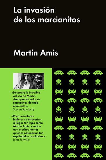 La invasión de los marcianitos - cover