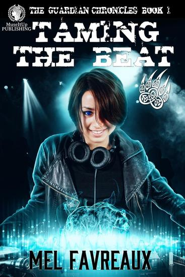 Taming the Beat - The Guardian Chronicles #1 - cover