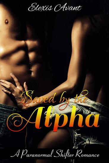 Saved By The Alpha - cover