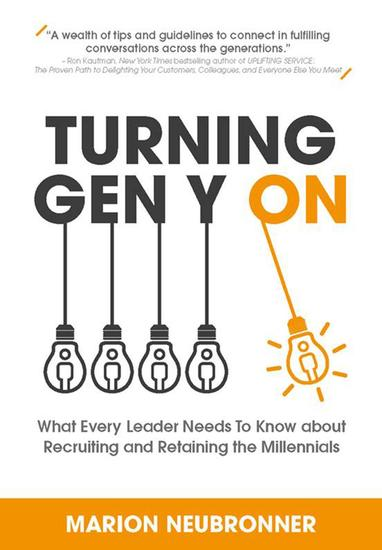 Turning Gen Y On - cover