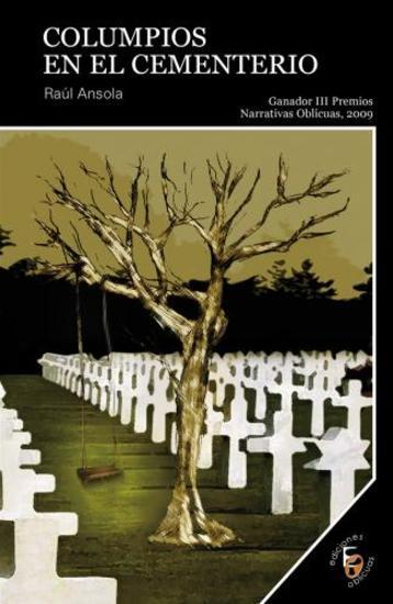 Columpios en el cementerio - cover