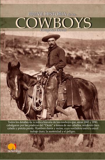 Breve Historia de los Cowboys - cover