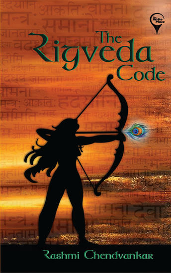 The Rigveda Code - cover