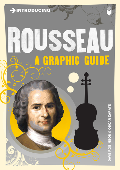 Introducing Rousseau - A Graphic Guide - cover
