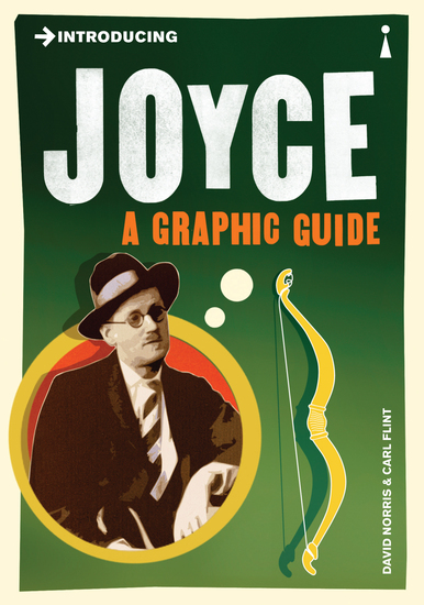 Introducing Joyce - A Graphic Guide - cover