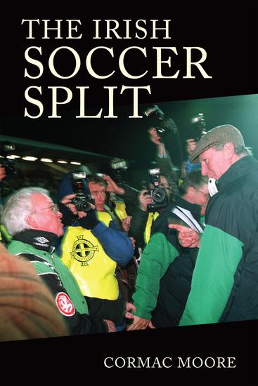 The Irish Soccer Split - cover