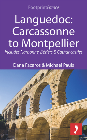 Languedoc: Carcassonne to Montpellier - Includes Narbonne Béziers & Cathar castles - cover