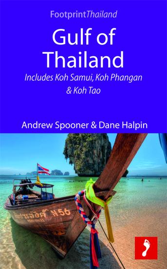 Gulf of Thailand - Includes Koh Samui Koh Phangan & Koh Tao - cover