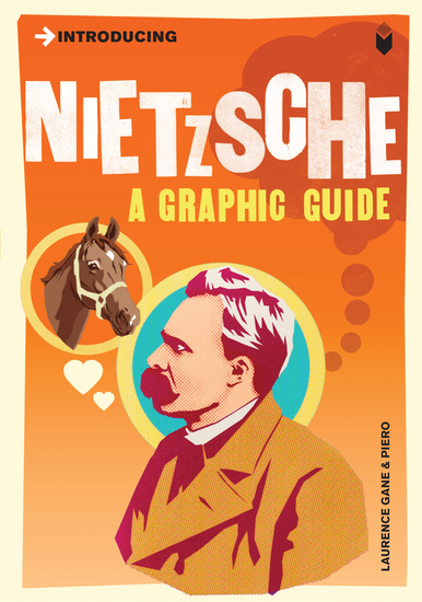 Introducing Nietzsche - A Graphic Guide - cover