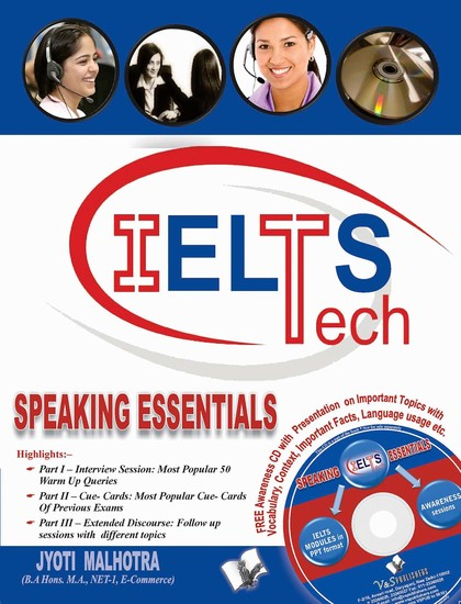 IELTS - Speaking Essentials (book - 5) - cover