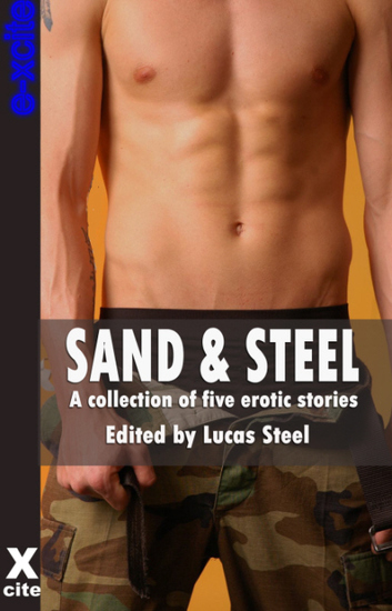 Sand and Steel - A collection of gay erotic stories - cover